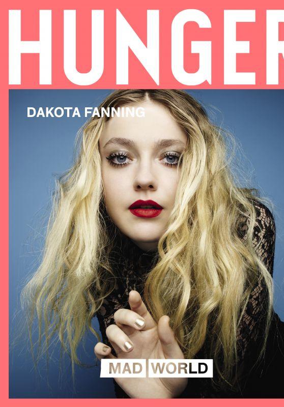 Dakota Fanning - Hunger Magazine (2017)
