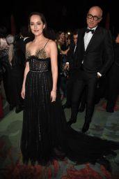 Dakota Johnson - Green Carpet Fashion Awards 2017 in Milan