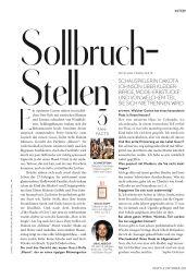 Dakota Johnson - InStyle Magazine Germany October 2017 Issue