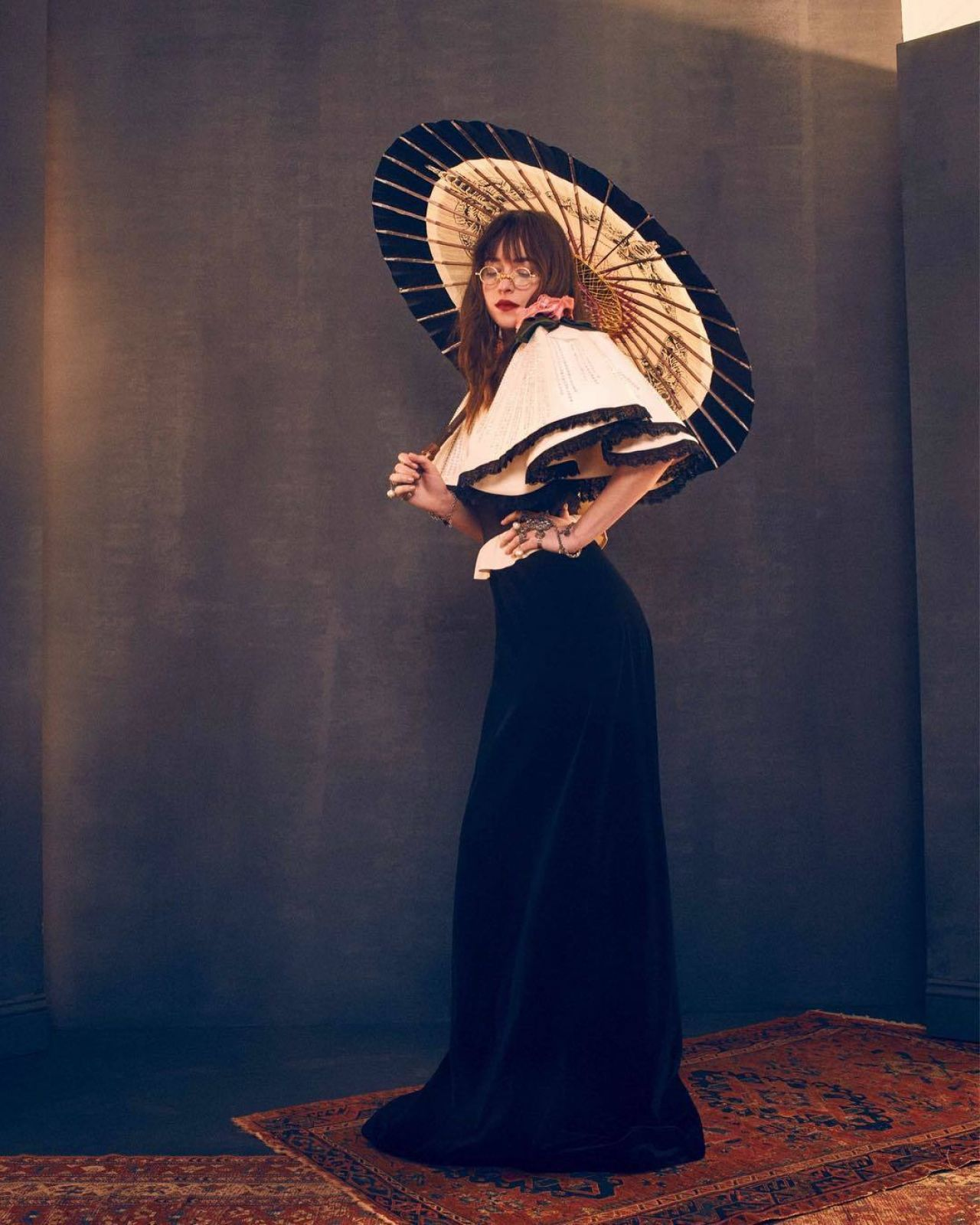 Dakota Johnson - Photographed for Vogue Spain (2017)