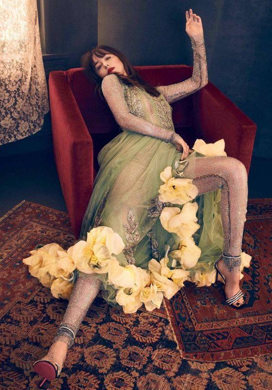 Dakota Johnson - Photographed for Vogue Spain (2017)