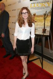 "Dana Delany – ""Lucky"" Premiere in Los Angeles"