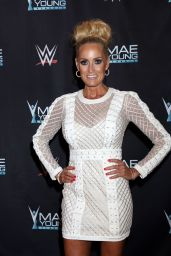 "Dana Warrior – WWE Presents ""Mae Young Classic Finale"" in Las Vegas 09/12/2017"