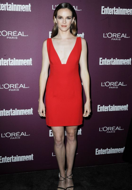 Danielle Panabaker – EW Pre-Emmy Party in West Hollywood 09/15/2017
