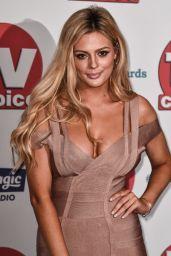 Danielle Sellers – 2017 TV Choice Awards in London