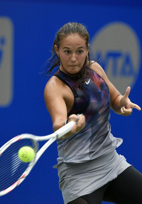 Daria Kasatkina – 2017 WTA Wuhan Open 09/27/2017