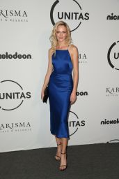 Daria Strokous – UNITAS Gala Against Human Trafficking at NYFW in New York 09/12/2017