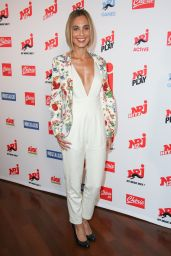 Davia Martelli – NRJ Group Media Conference in Paris 09/21/2017