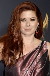 Debra Messing – Emmy Awards in Los Angeles 09/17/2017