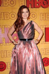 Debra Messing – HBO's Post Emmy Awards Party in LA 09/17/2017