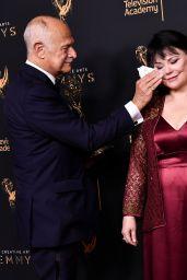 Delta Burke – Creative Arts Emmy Awards in Los Angeles 09/10/2017