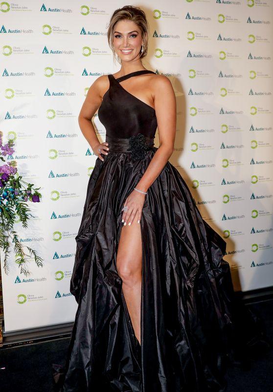Delta Goodrem - Olivia Newton-John Gala Red Carpet in Melbourne 09/08/2017