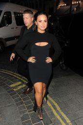 Demi Lovato - Album Launch Party in London, UK  09/26/2017