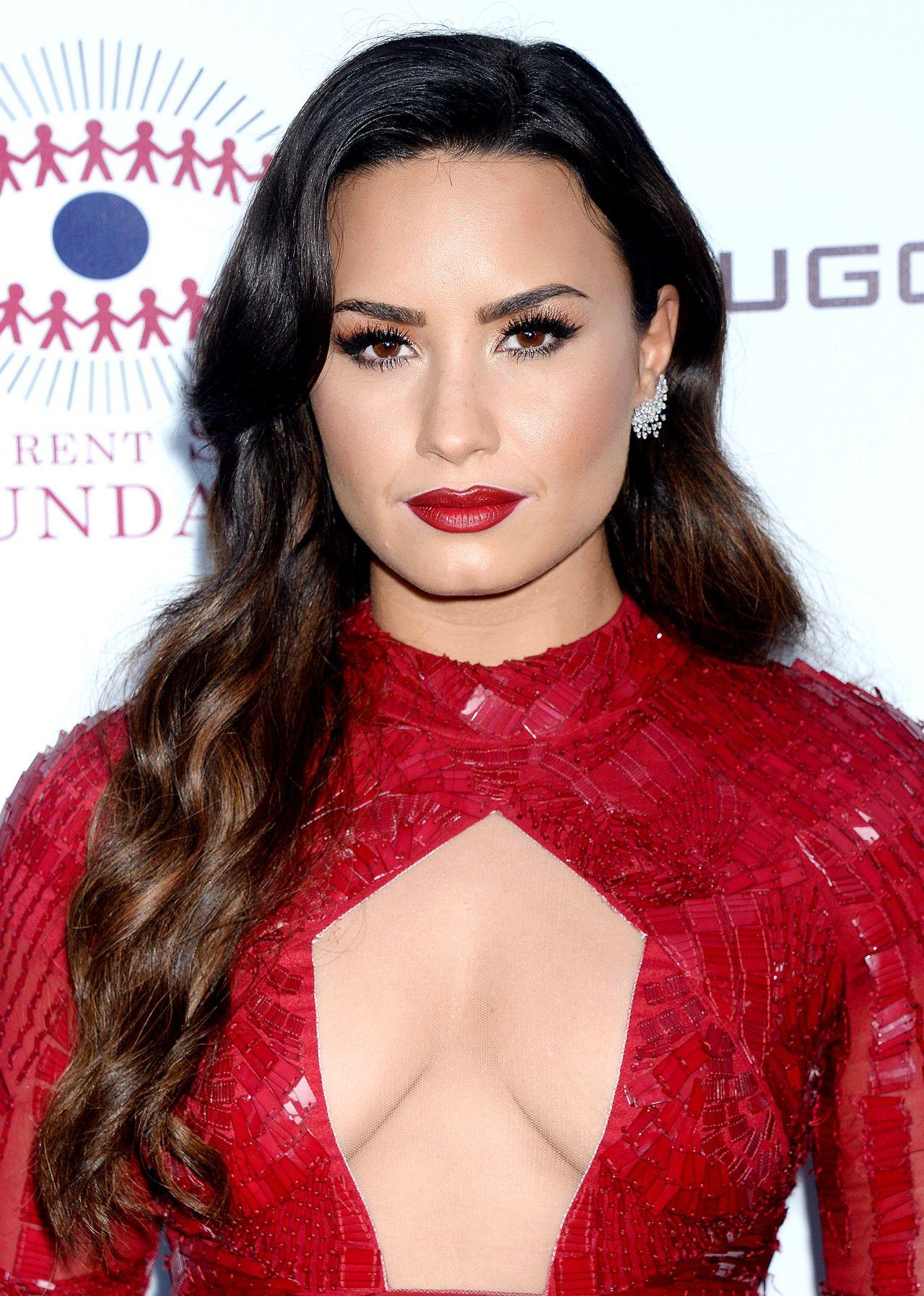 Demi Lovato – Brent ...