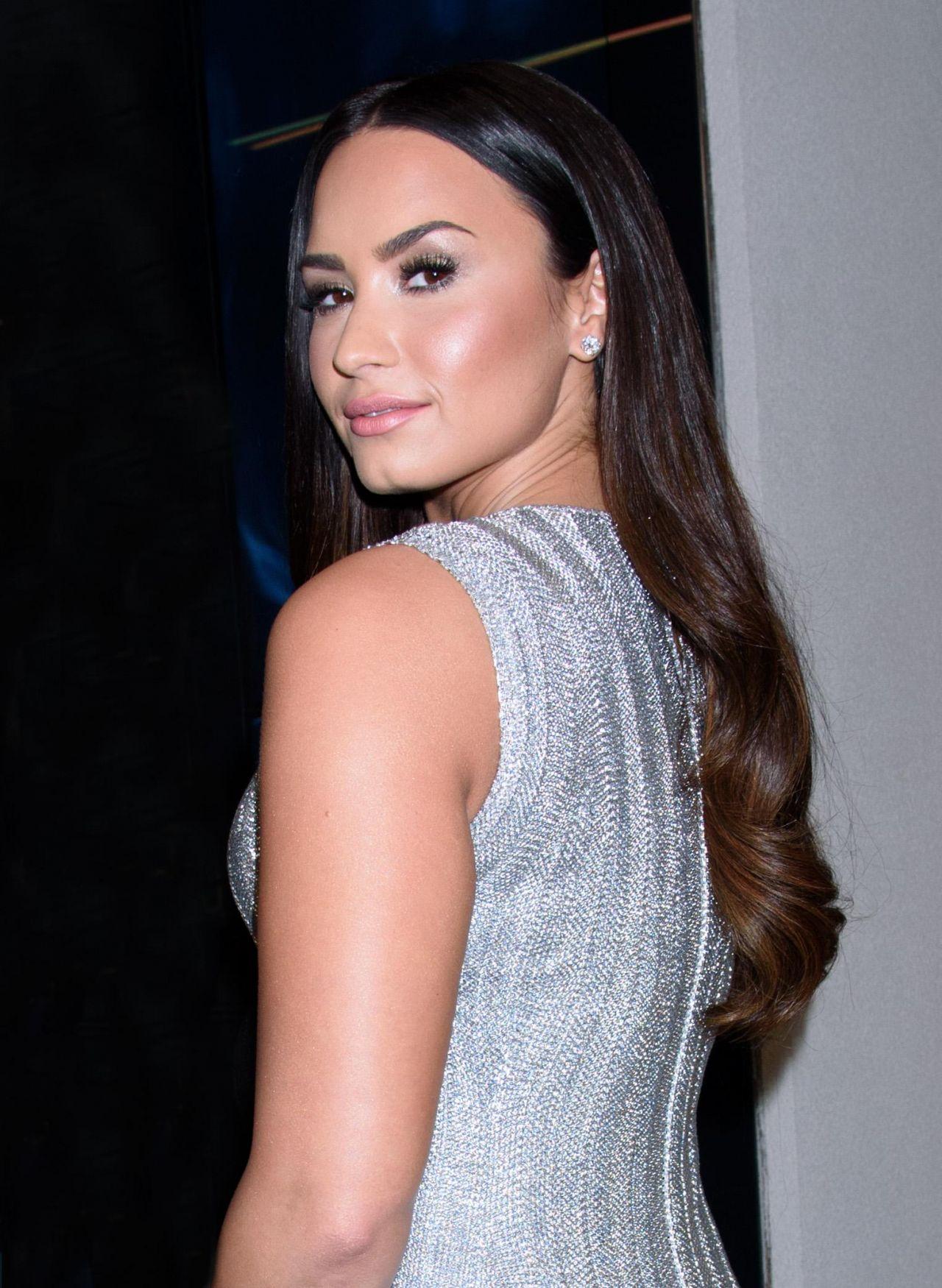 Demi Lovato - Global Citizen and Cadillac House Present ...