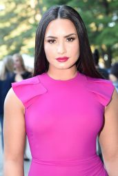 Demi Lovato - Global Citizen Festival in NYC 09/23/2017