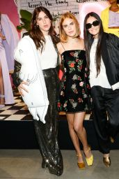 Demi Moore, Scout Willis & Tallulah Willis – Alice & Olivia Presentation, SS18 in NYC 09/12/2017