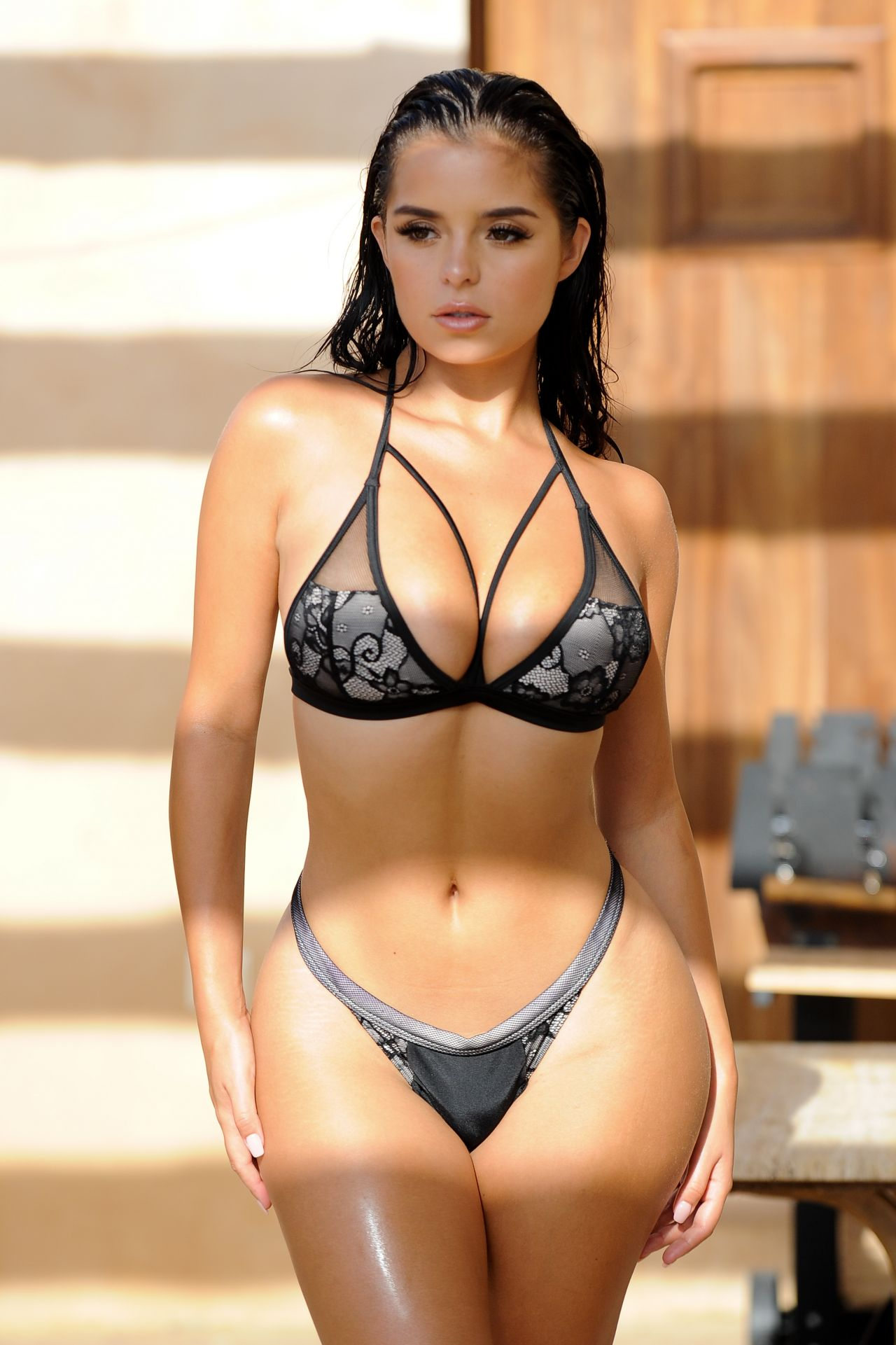 Demi Rose In Bikini - Photoshoot In Ibiza 09192017-5143