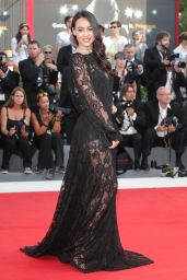 "Desiree Noferini – ""Downsizing"" Premiere and Opening Ceremony, 2017 Venice Film Festival"