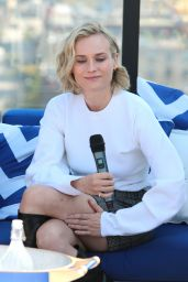 "Diane Kruger - Grey Goose Cocktails & Conversation With the Cast of ""In the Fade"" in Toronto 09/12/2017"
