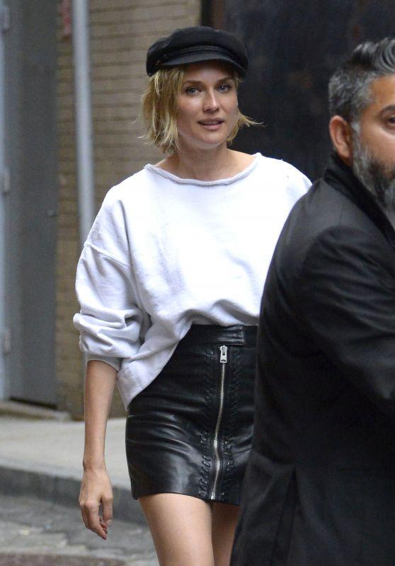 Diane Kruger - Tribeca in New York City 09/11/2017