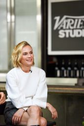 Diane Kruger - Variety Studio at TIFF in Toronto 09/12/2017