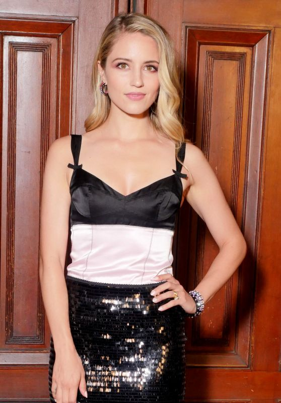 Dianna Agron – Marc Jacobs Fashion Show in New York 09/13/2017
