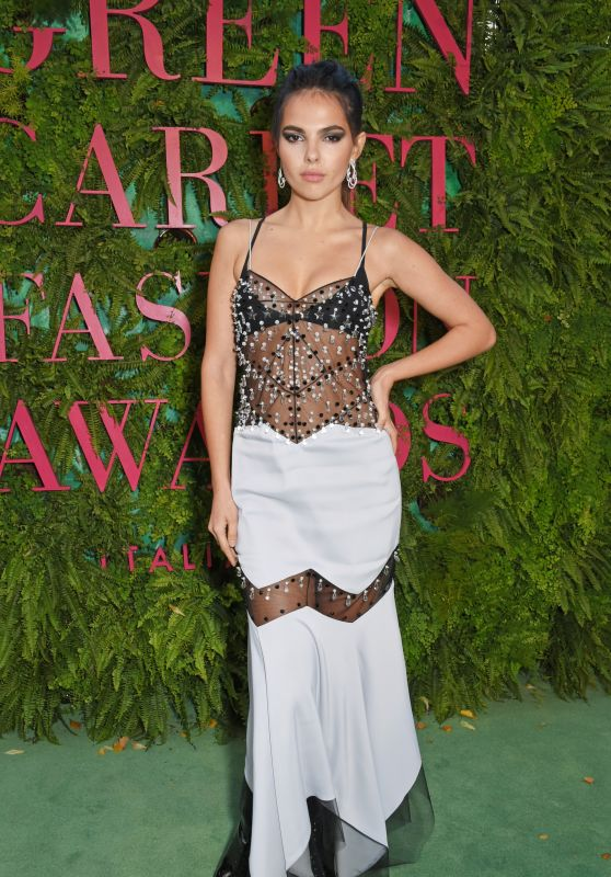 Doina Ciobanu – Green Carpet Fashion Awards, Italia 2017