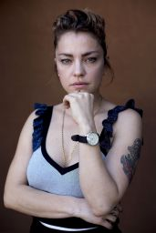 Dolores Fonzi Headshots - 65th San Sebastian International Film Festival 09/24/2017