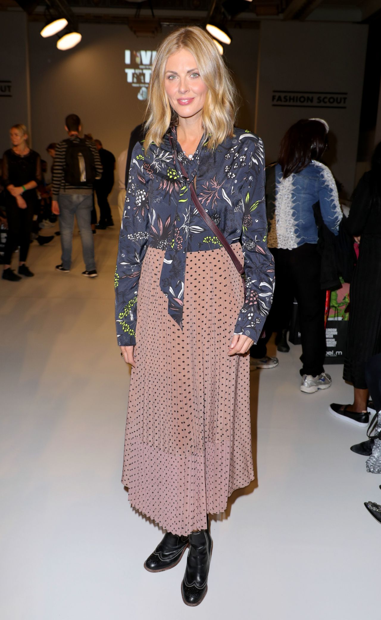 Donna air fashion scout one to watch show in london