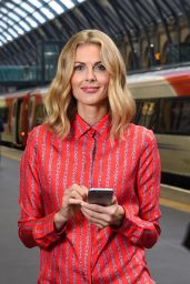 Donna Air - Launch the Innovative Upgrade App Seatfrog in London 09/20/2017