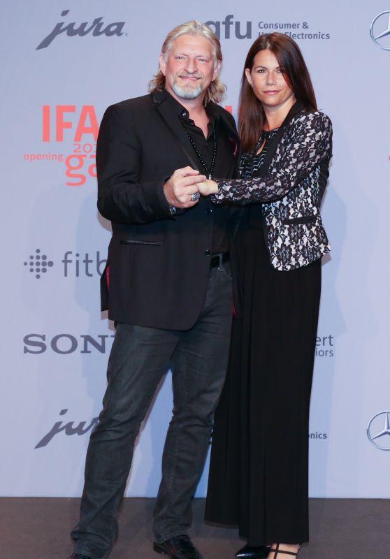 Doreen Tünschel – IFA 2017 Opening Gala in Berlin 08/31/2017