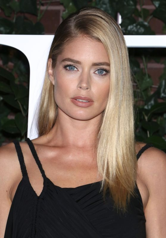 Doutzen Kroes – The Business of Fashion 500 Gala at NYFW 09/09/2017
