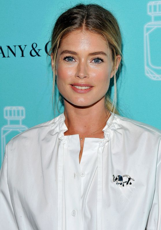 Doutzen Kroes - Tiffany and Co Fragrance Launch in NYC 09/06/2017