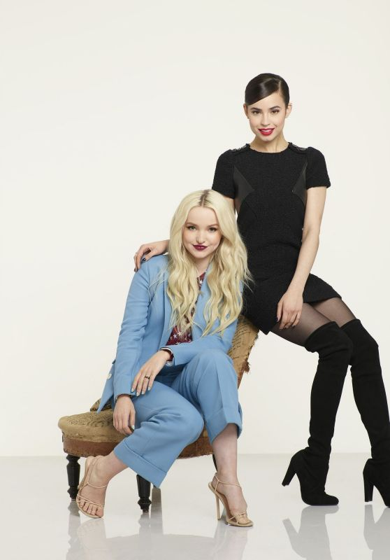Dove Cameron & Sofia Carson - TeenMix Photoshoot