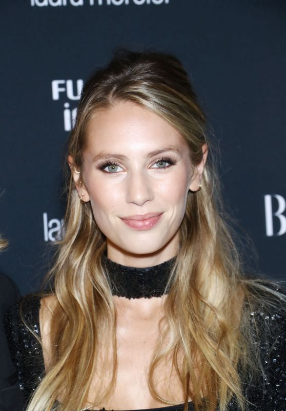 Dylan Penn – Harper's Bazaar ICONS Party in New York 09/08/2017