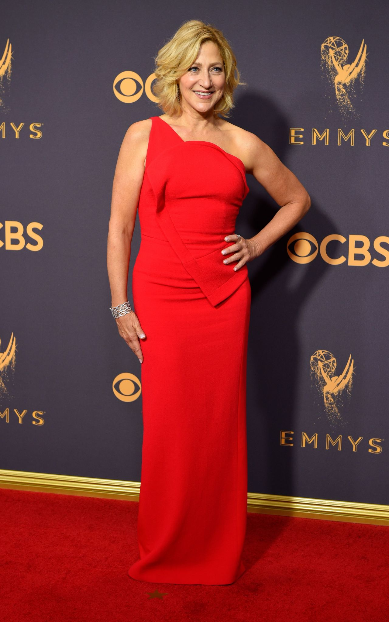 Edie Falco Emmy Awards In Los Angeles 09 17 2017