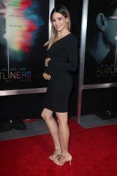 """Edy Ganem – """"Flatliners"""" Premiere in Los Angeles 09/27/2017"""