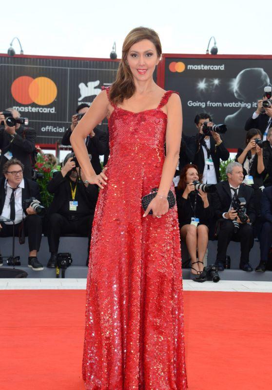 Ekaterina Mtsitouridze – Venice Film Festival Closing Ceremony 09/09/2017