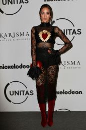 Elen Capri – UNITAS Gala Against Human Trafficking at NYFW in New York 09/12/2017
