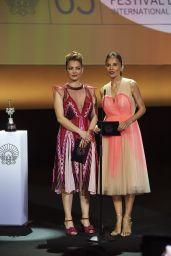 Elena Anaya & Dolores Fonzi - La Cordillera and Donostia Award Ceremony in San Sebastian 09/26/2017