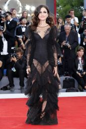 "Eleonora Carisi – ""Downsizing"" Premiere and Opening Ceremony, 2017 Venice Film Festival"