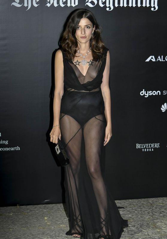 Eleonora Carisi – Vogue Italia Party in Milan 09/22/2017