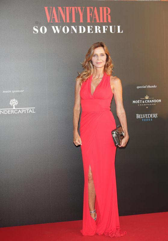 Eliana Miglio – Vanity Fair So Wonderful Party at the Venice Film Festival 08/31/2017