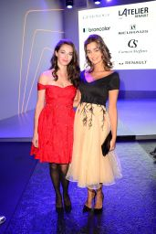 Elisa Bachir Bey – Christophe Guillarme Fashion Show in Paris 09/27/2017