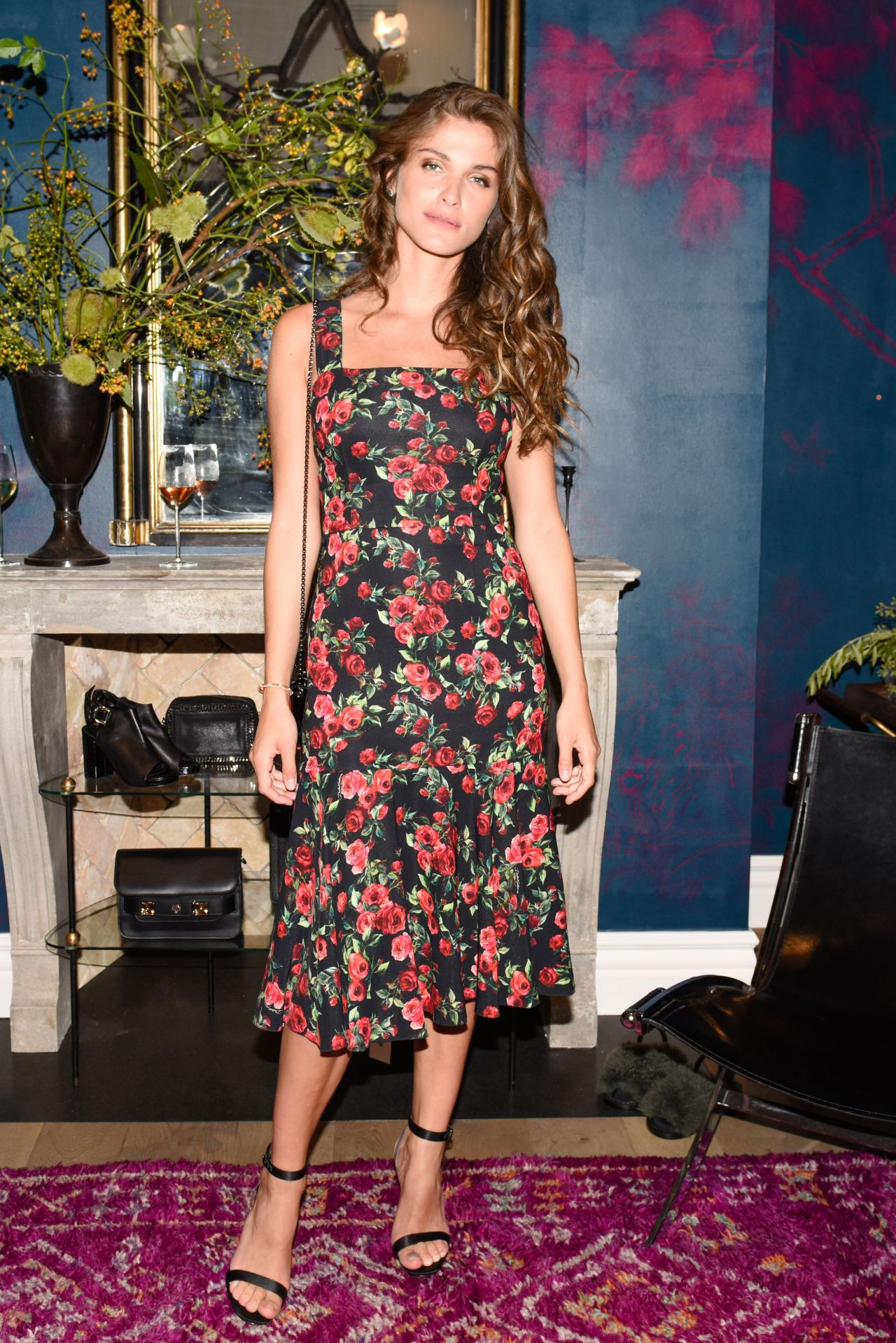 Elisa Sednaoui - The Opening OF Goop Lab in Los Angeles 09/14/2017