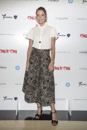 Elisabetta Pellini - Chi e Chi Awards 2017 in Milan, Italy 09/19/2017