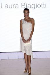 Elisabetta Pellini – Laura Biagiotti Showin Milan 09/24/2017