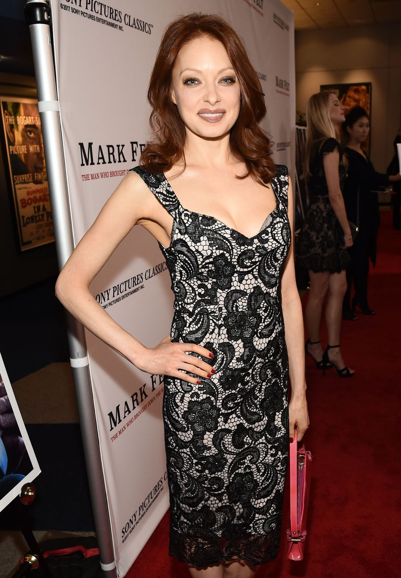 "Elizabeth J. Carlisle - ""Mark Felt"" Premiere in Los Angeles"