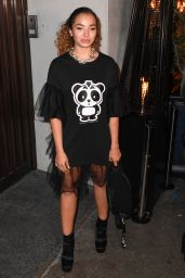 Ella Eyre - Londunn x Missguided Collection Launch Party in London 09/16/2017
